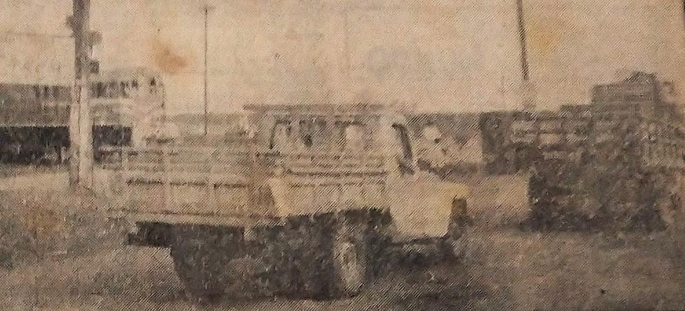 Perigo nos cruzamentos ferroviários - 1962