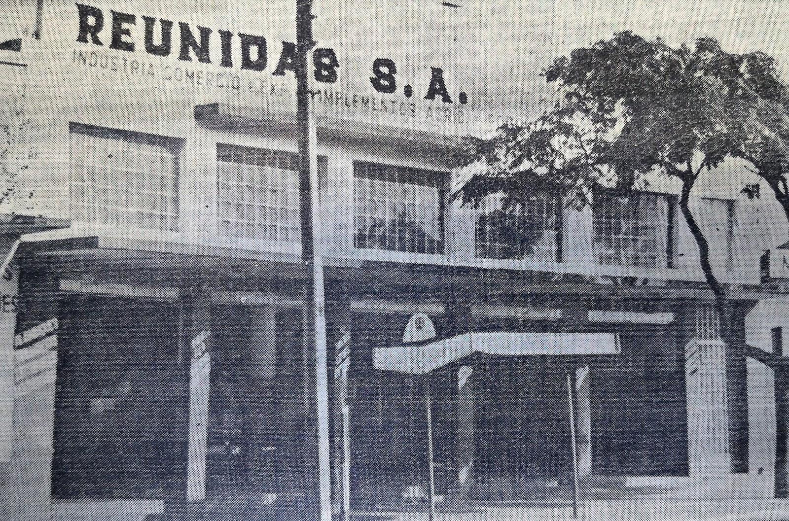 Reunidas S.A. - 1972
