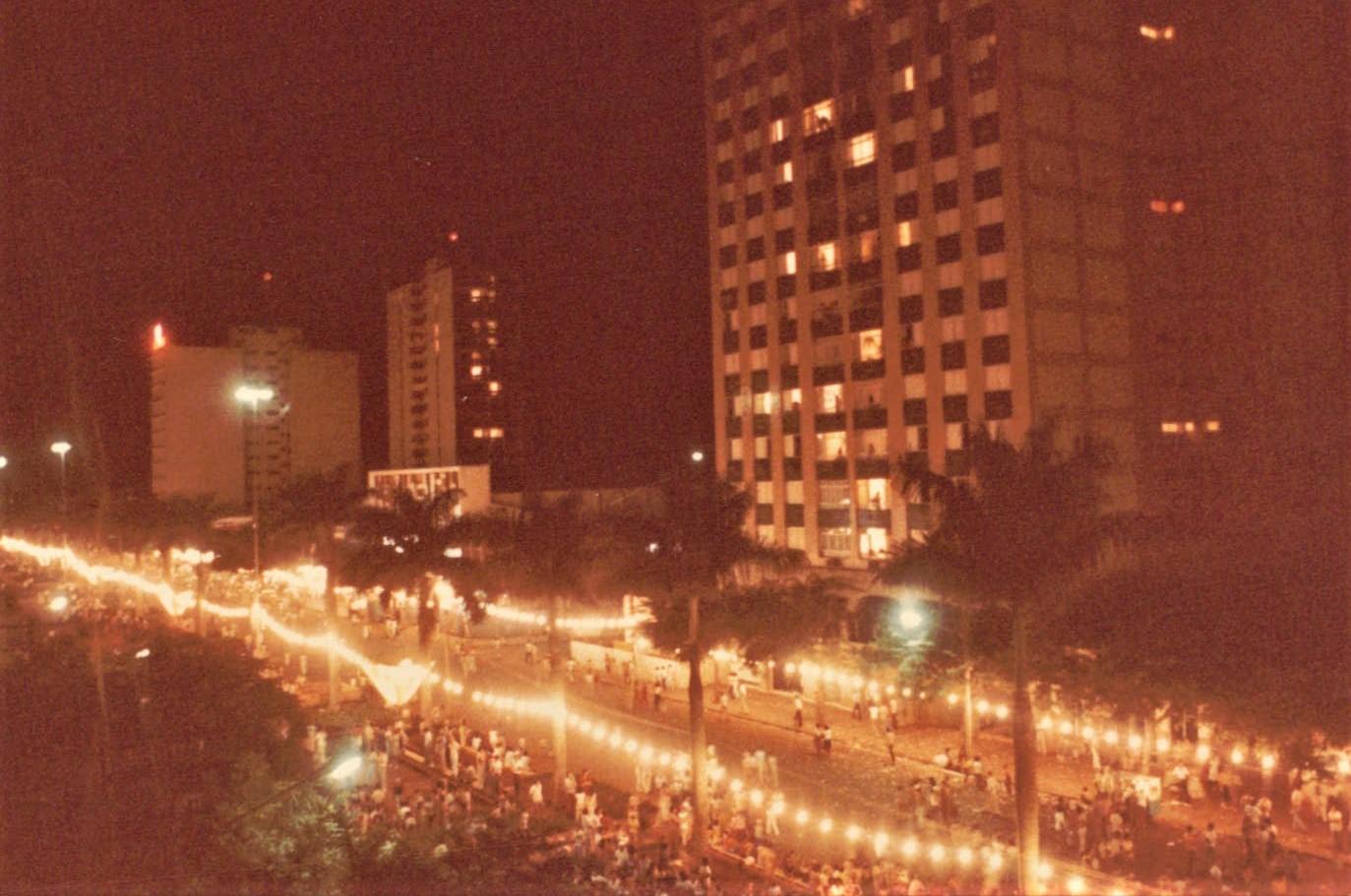 Avenida Getúlio Vargas - 1977