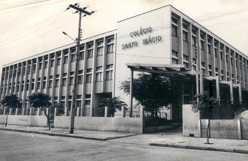 Colégio Santo Inácio - Década de 1970