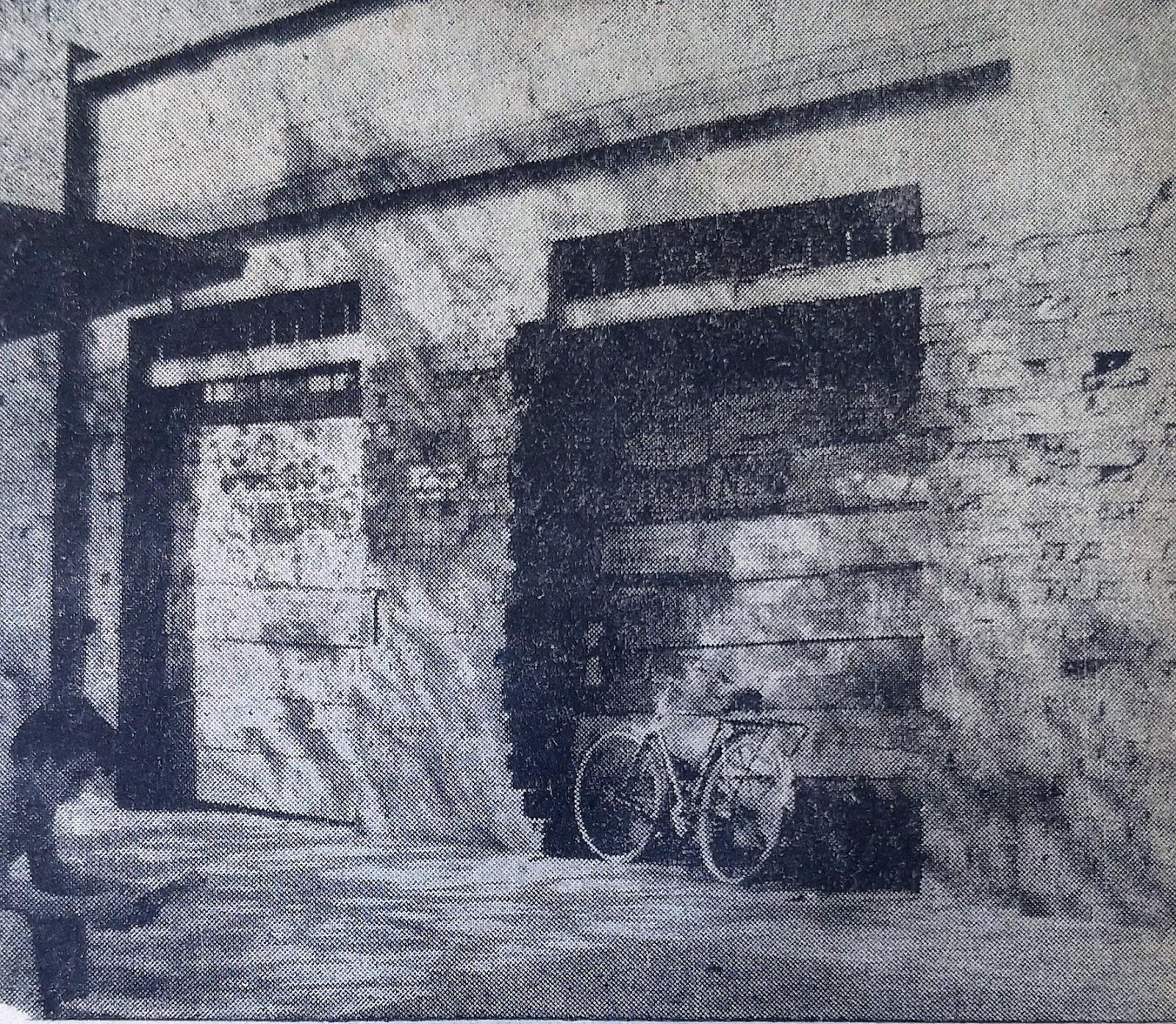 O lado mau da cidade - Avenida Getúlio Vargas - 1960