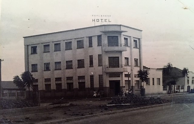 Hotel Esplanada - Década de 1950