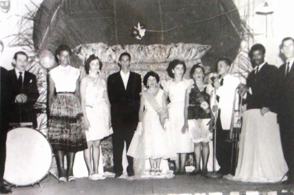 Lembrança do Carnaval - 1956