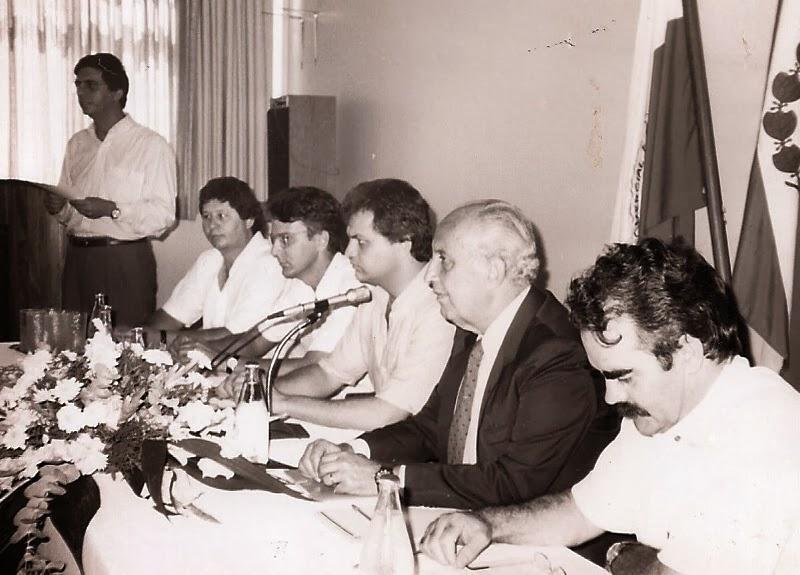 Palestra com Murilo Macedo - Década de 1990