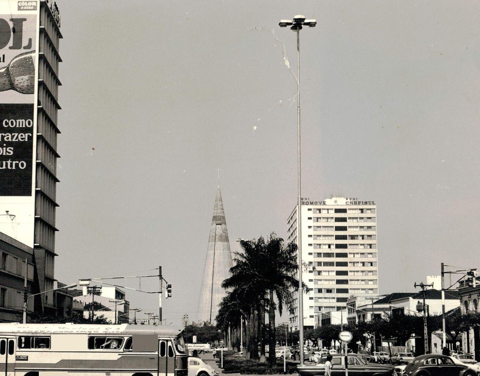 Avenida Getúlio Vargas - 1979
