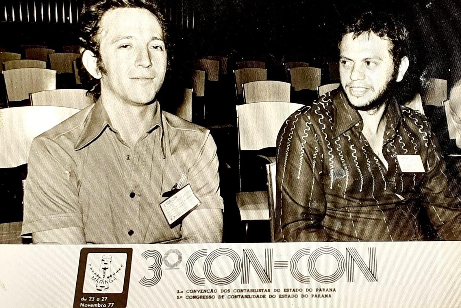 3ª Convenção de Contabilistas do Paraná - 1977