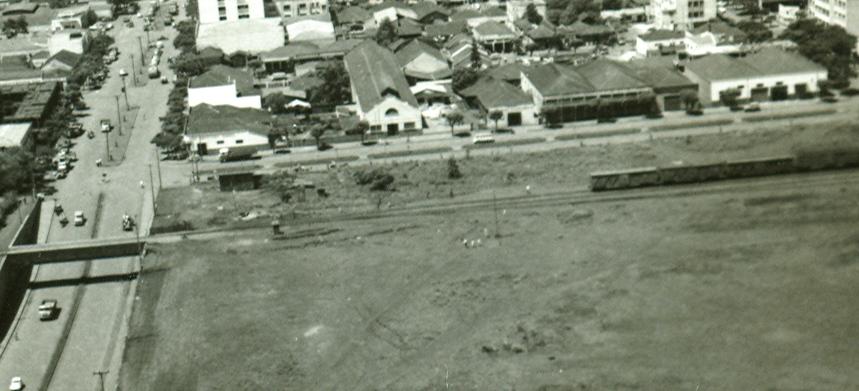 Avenida Tamandaré - Década de 1960