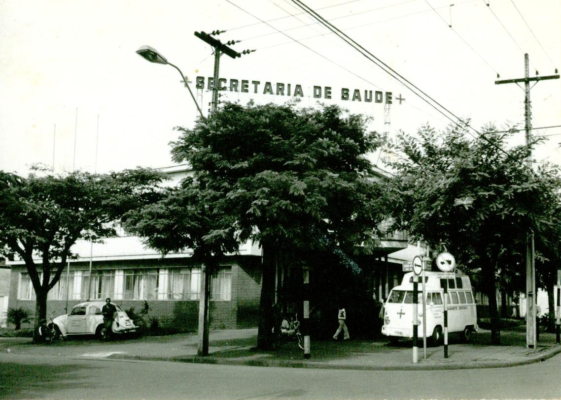 Secretaria de Saúde de Maringá - Década de 1980