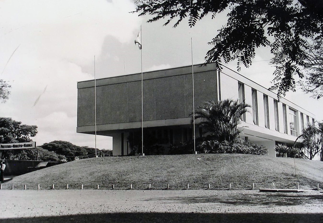 Gabinetes do Prefeito e Vice - 1973