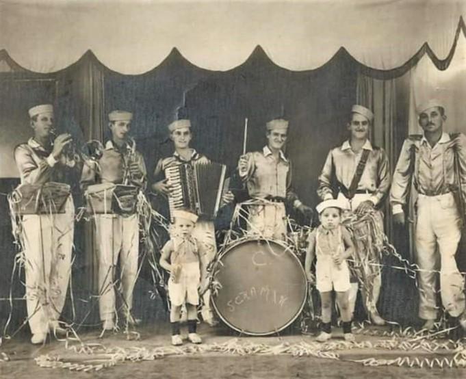 Banda Scramin - 1950