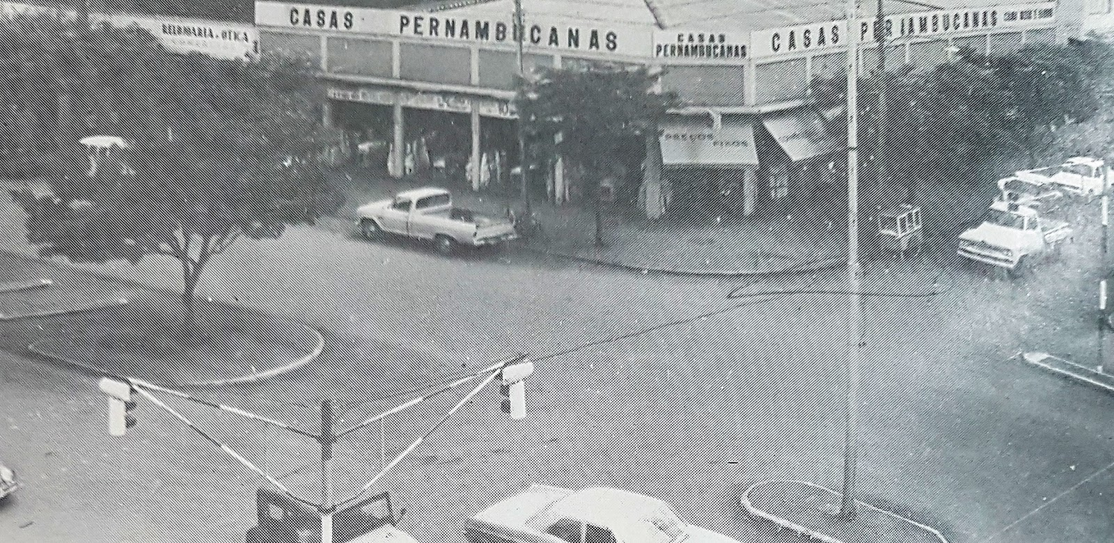 Avenida Duque de Caxias x Avenida Brasil - Década de 1980