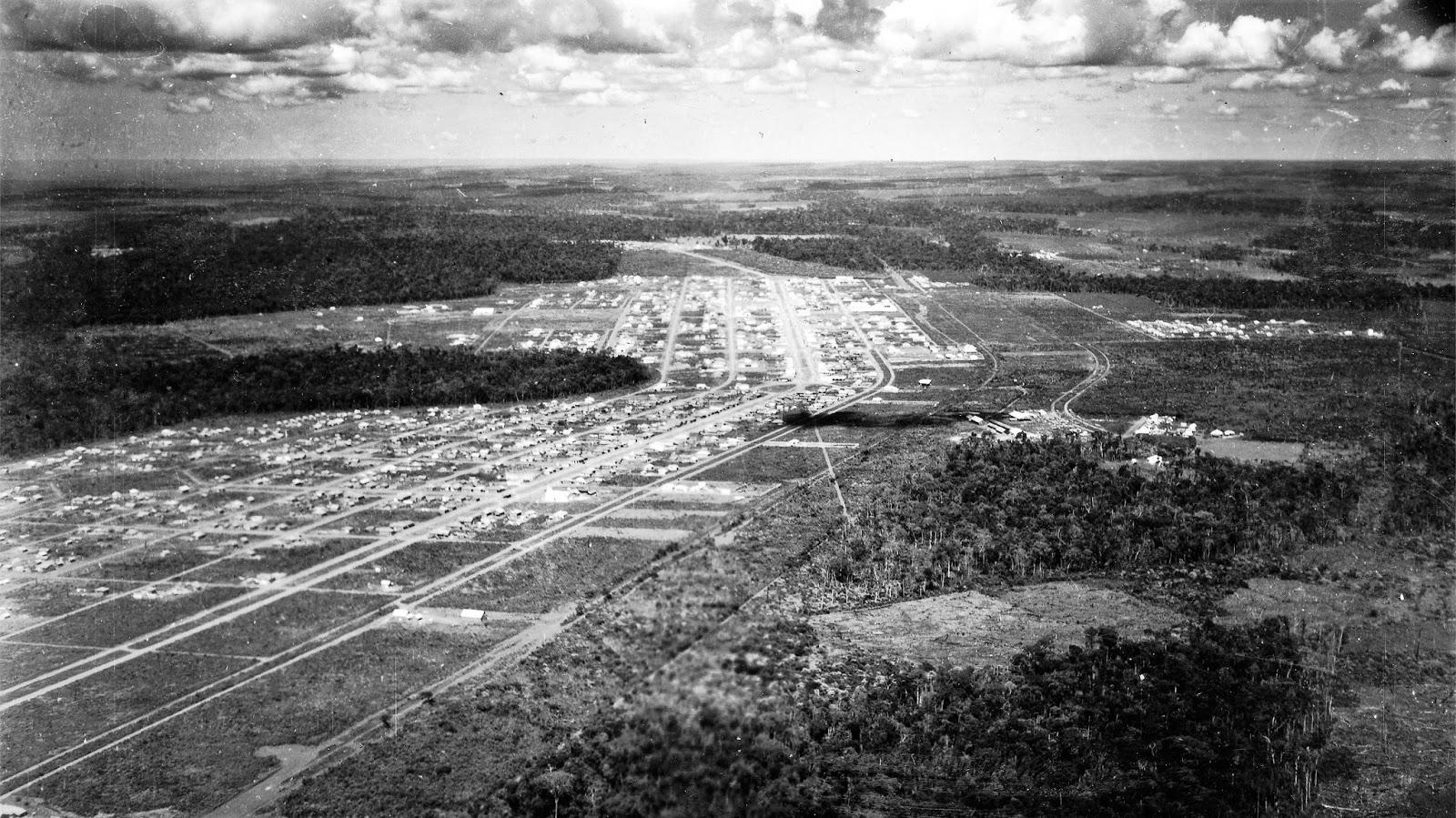 Maringá - Início dos anos 1950
