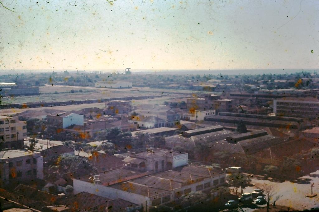 Avenida Brasil x Avenida Herval - Década de 1960