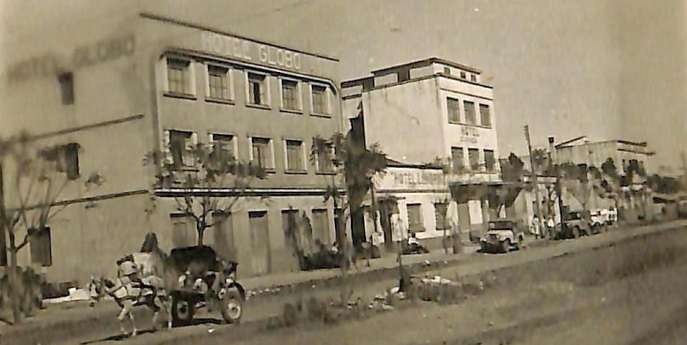 Avenida Tamandaré - Final dos anos 1950