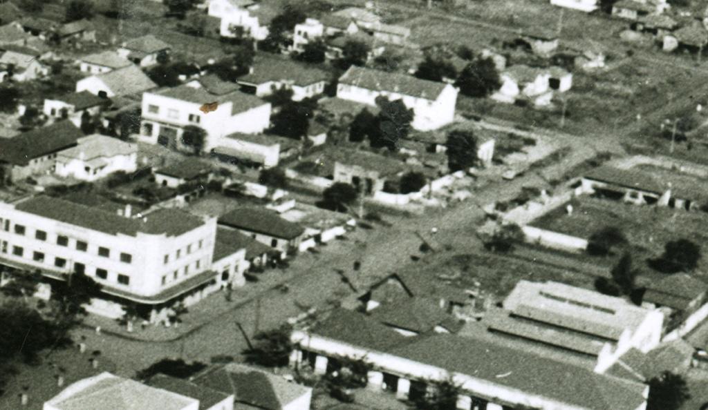 Rua General Câmara - Década de 1950