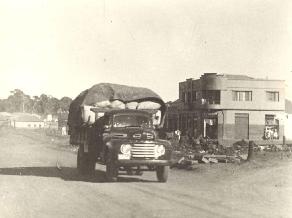 Padaria Arco Íris - 1949