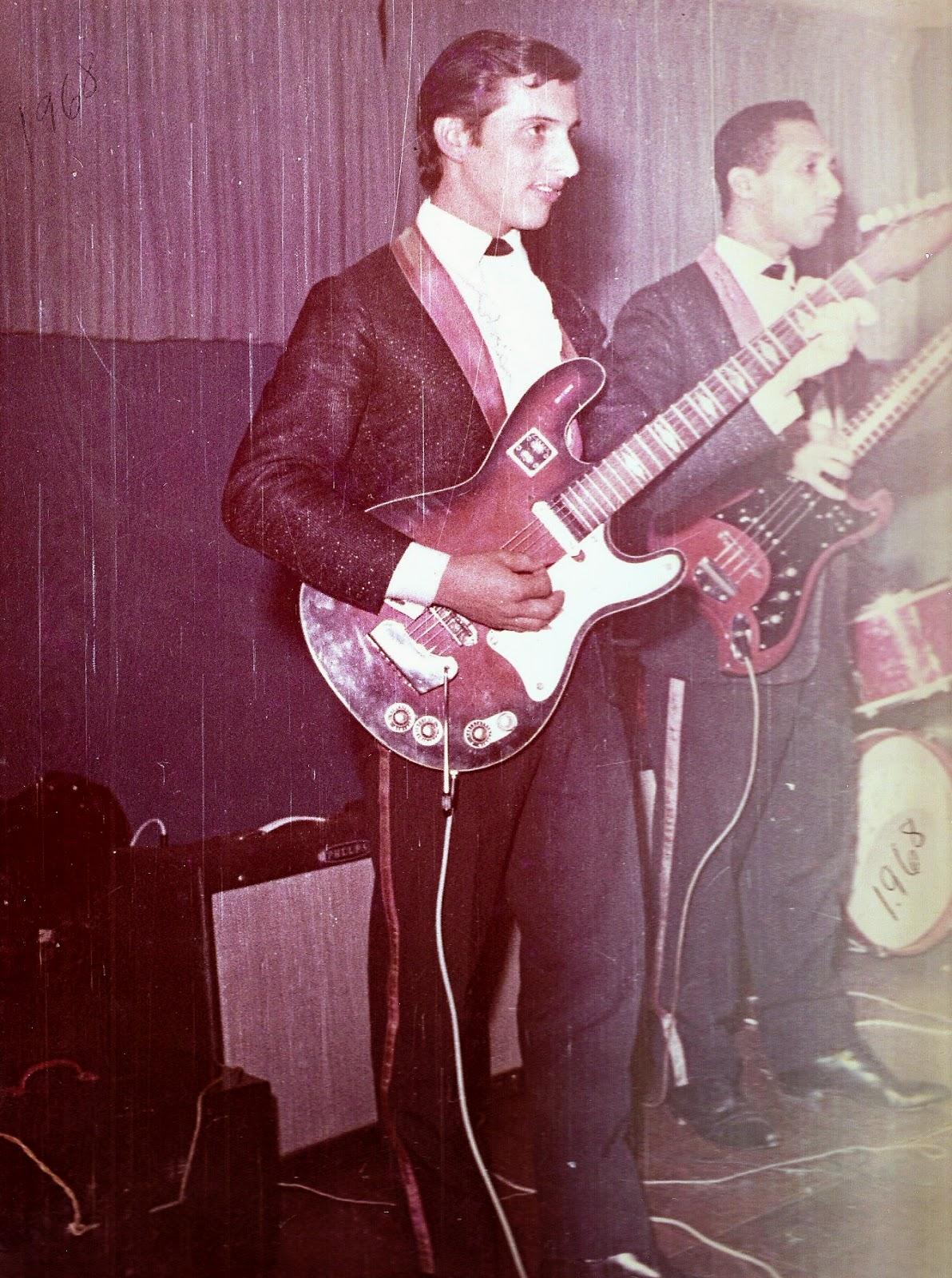 Britinho e seus cometas - 1968