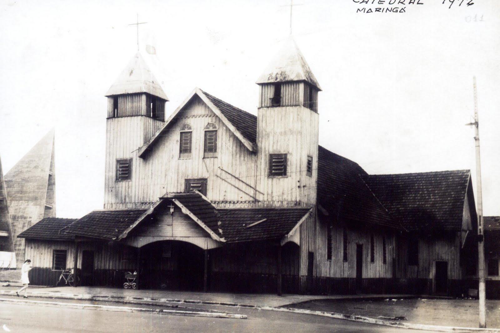 Várias formas da Catedral
