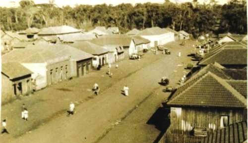 Maringá Velho - 1947