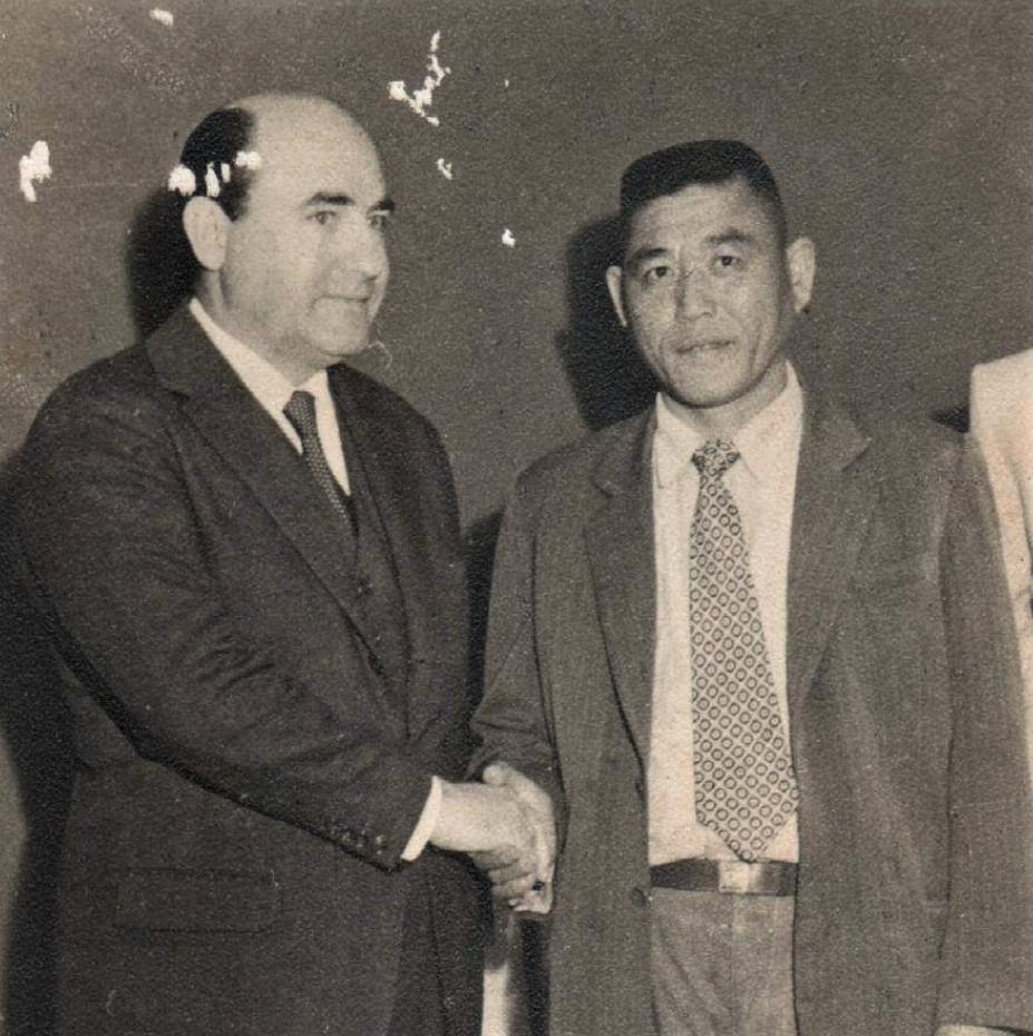 Lupion e Taguchi - Década de 1950