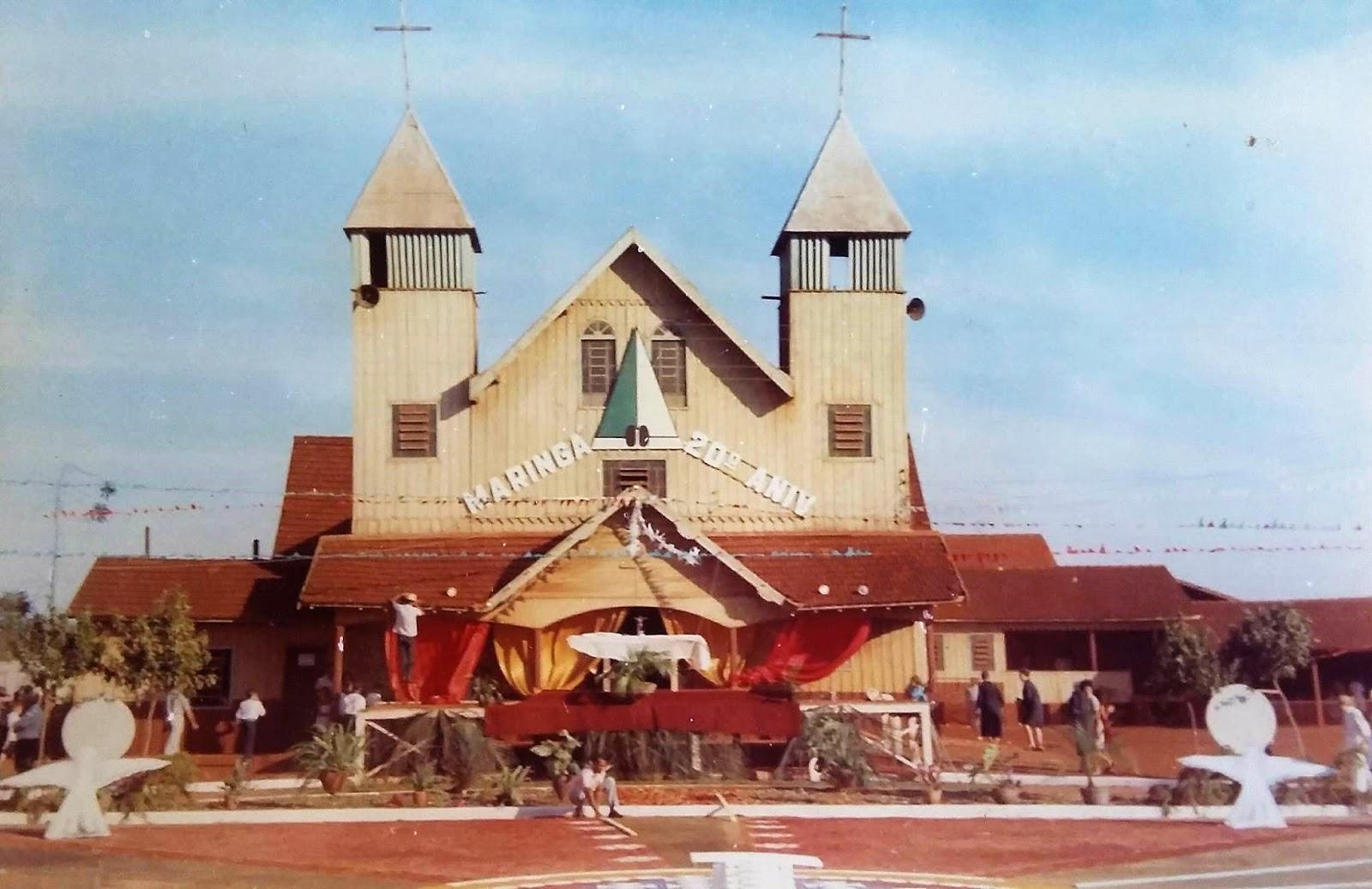 Catedral Nossa Senhora da Glória - 1967