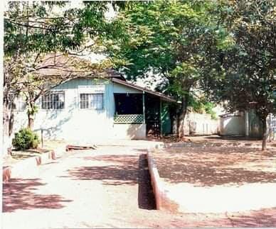 Escola São Francisco Xavier - Década 1970