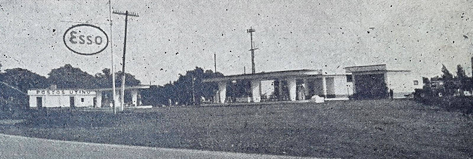 Posto Utino - Década de 1960