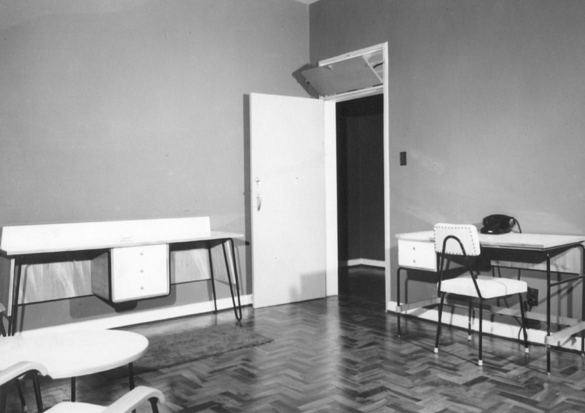 Apartamento do Grande Hotel Maringá - Década de 1950