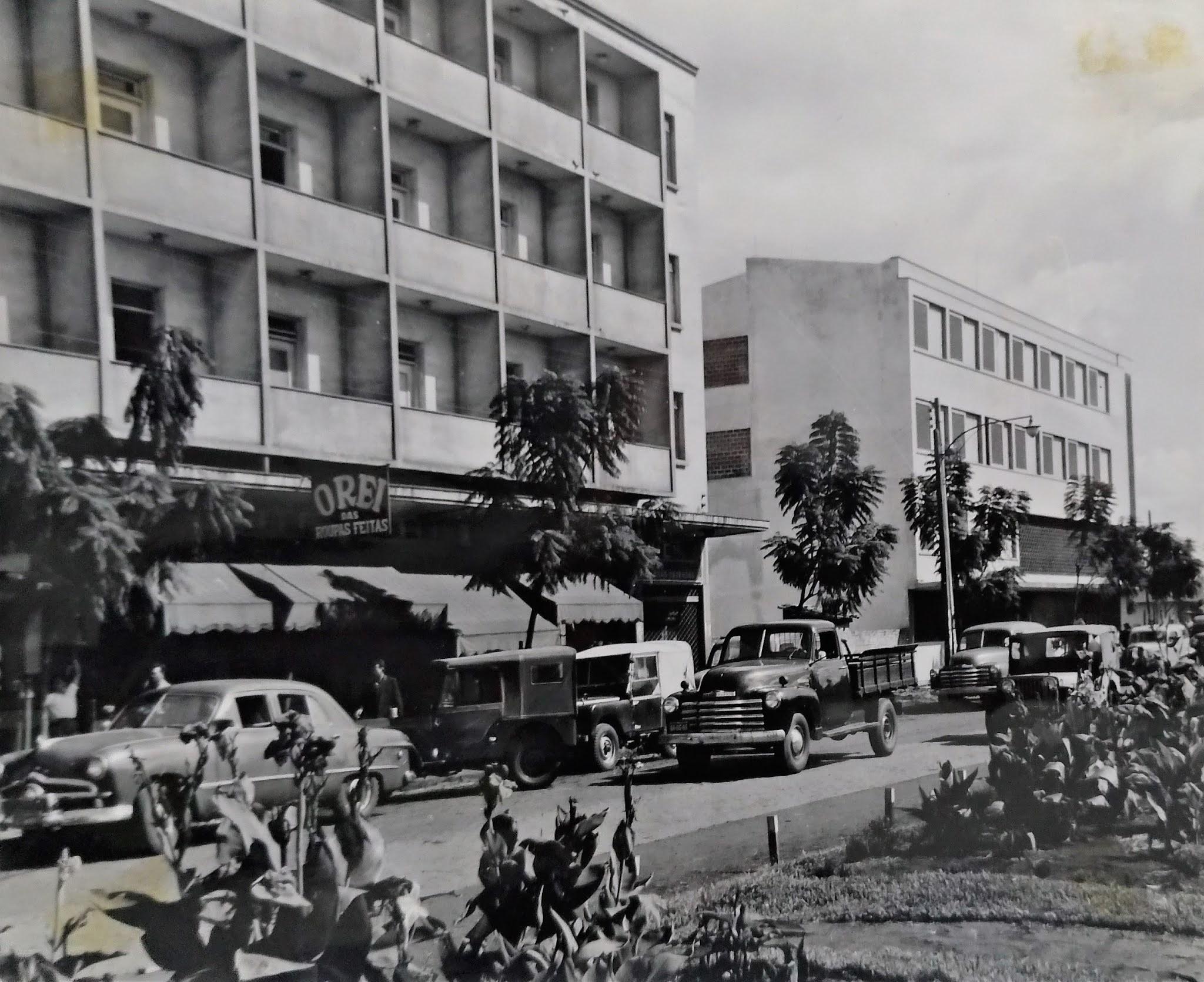 Avenida Brasil - Final dos anos 1950
