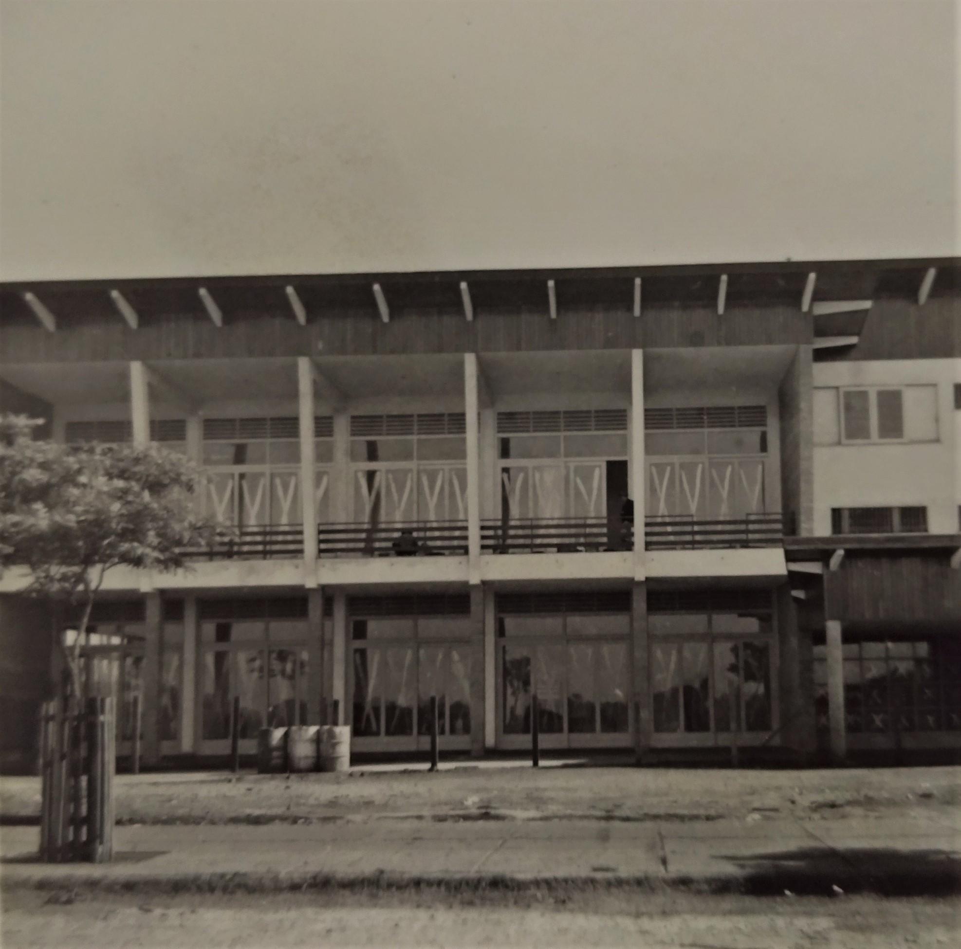 Grande Hotel Maringá - 1956
