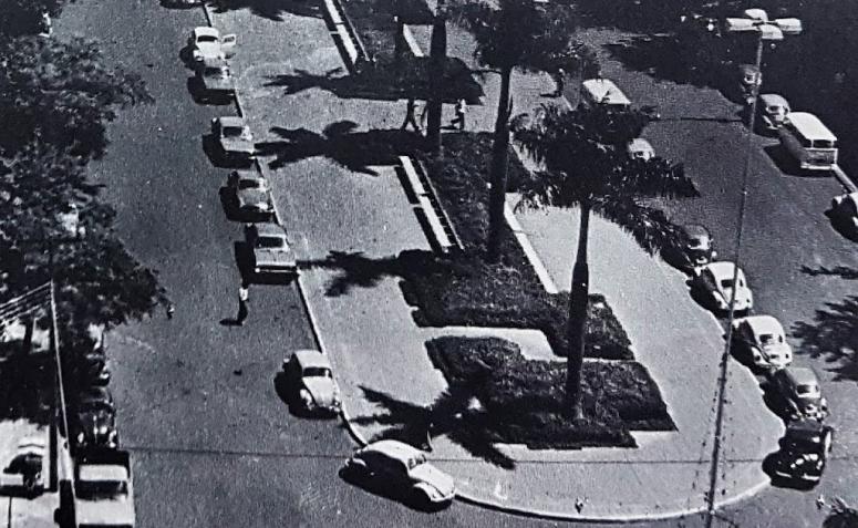 Avenida Getúlio Vargas - 1972