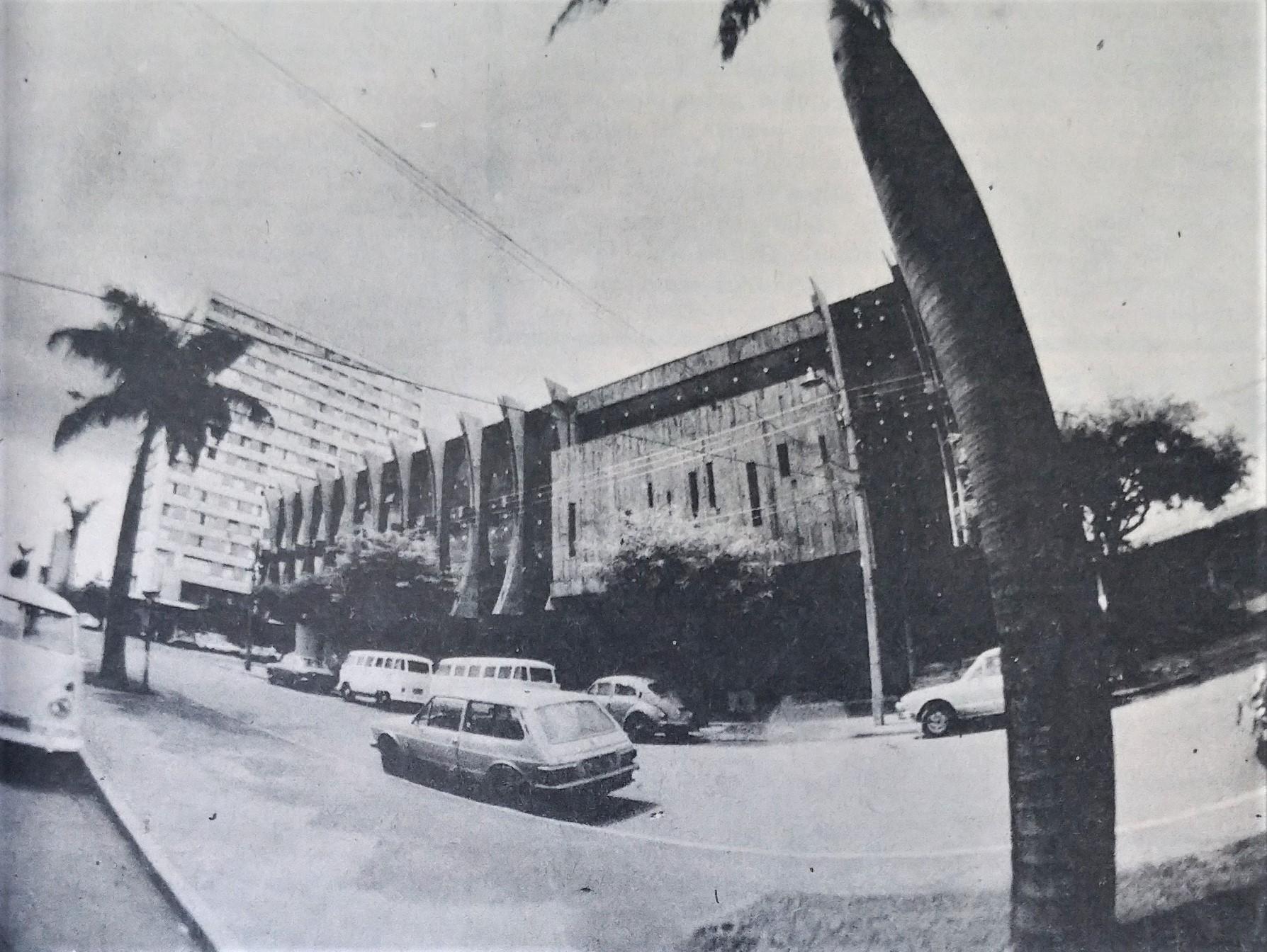 Avenida XV de Novembro - 1975