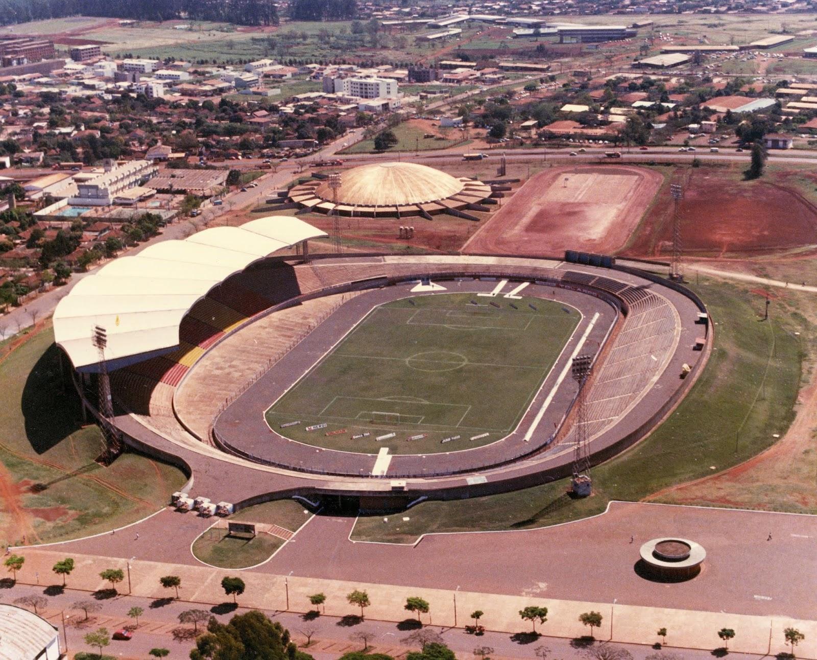 Estádio Regional Willie Davids - Década de 1980