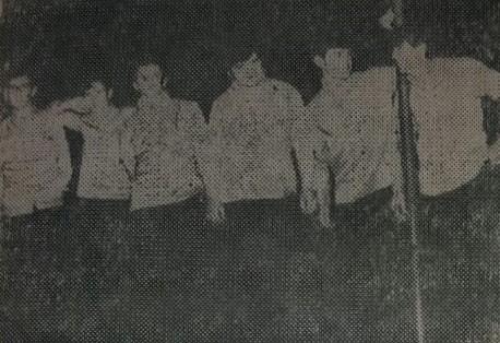 Os Lábaros - 1968