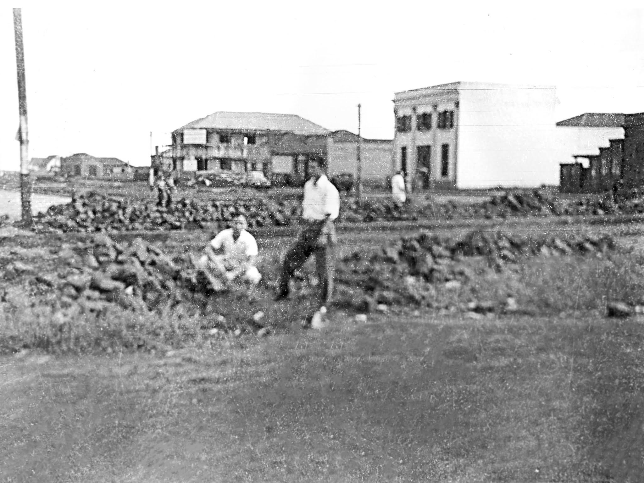 Avenida Ipiranga - 1953