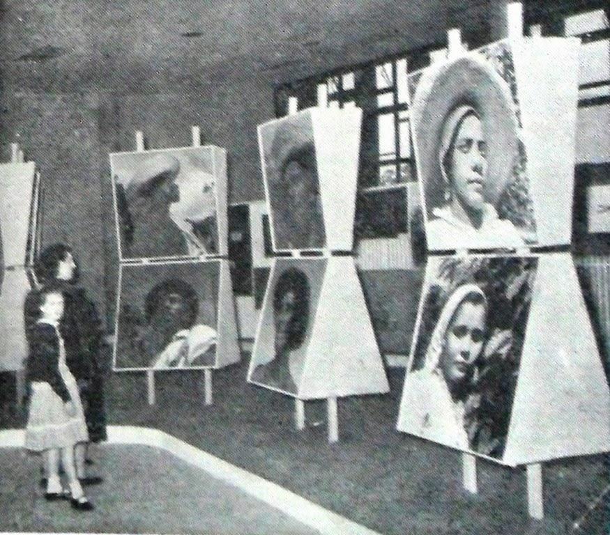 Norte do Paraná em Exposição do Ibirapuera - 1954