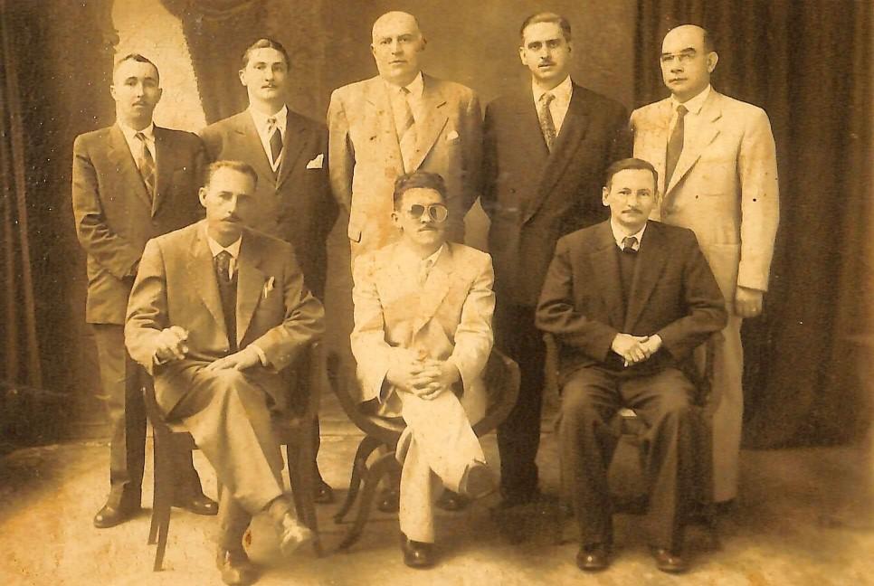Comissão pró-emancipação de Maringá - 1950