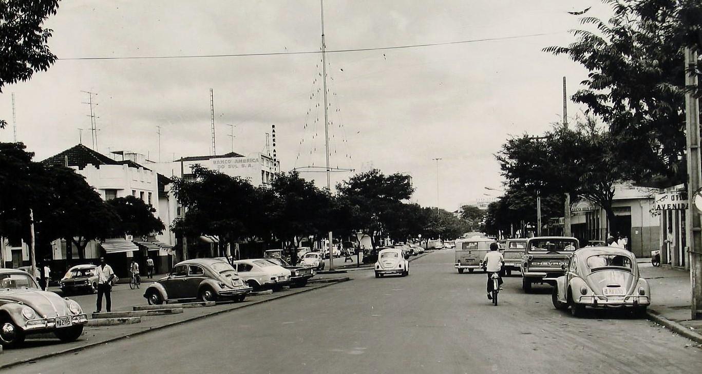 Avenida Brasil - 1972