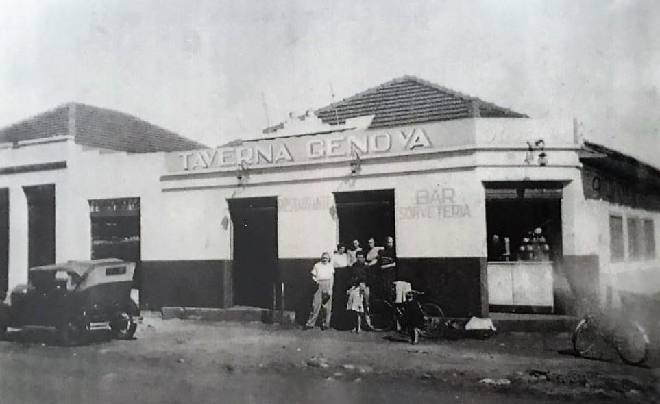 Taverna Gênova - 1949