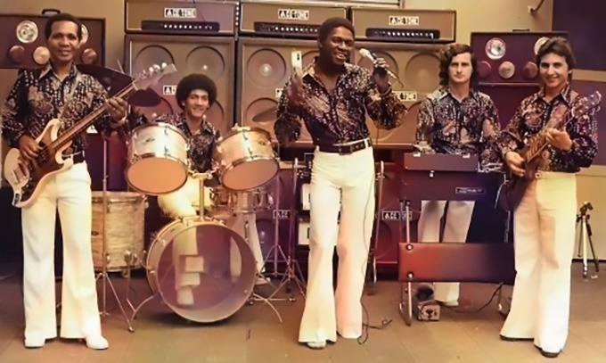 Britinho e seus Cometas - Década de 1970