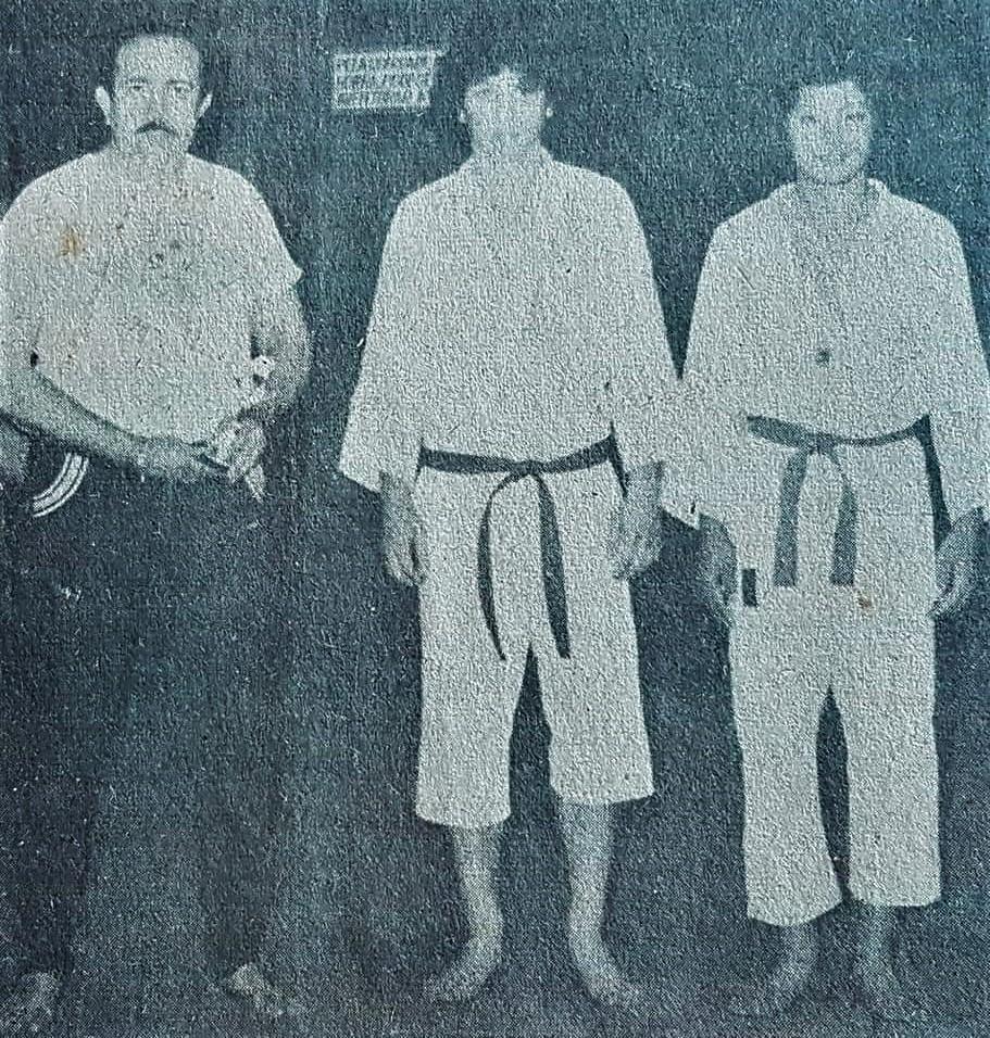 Mestre Aldenor de Castro - Final dos anos 1970