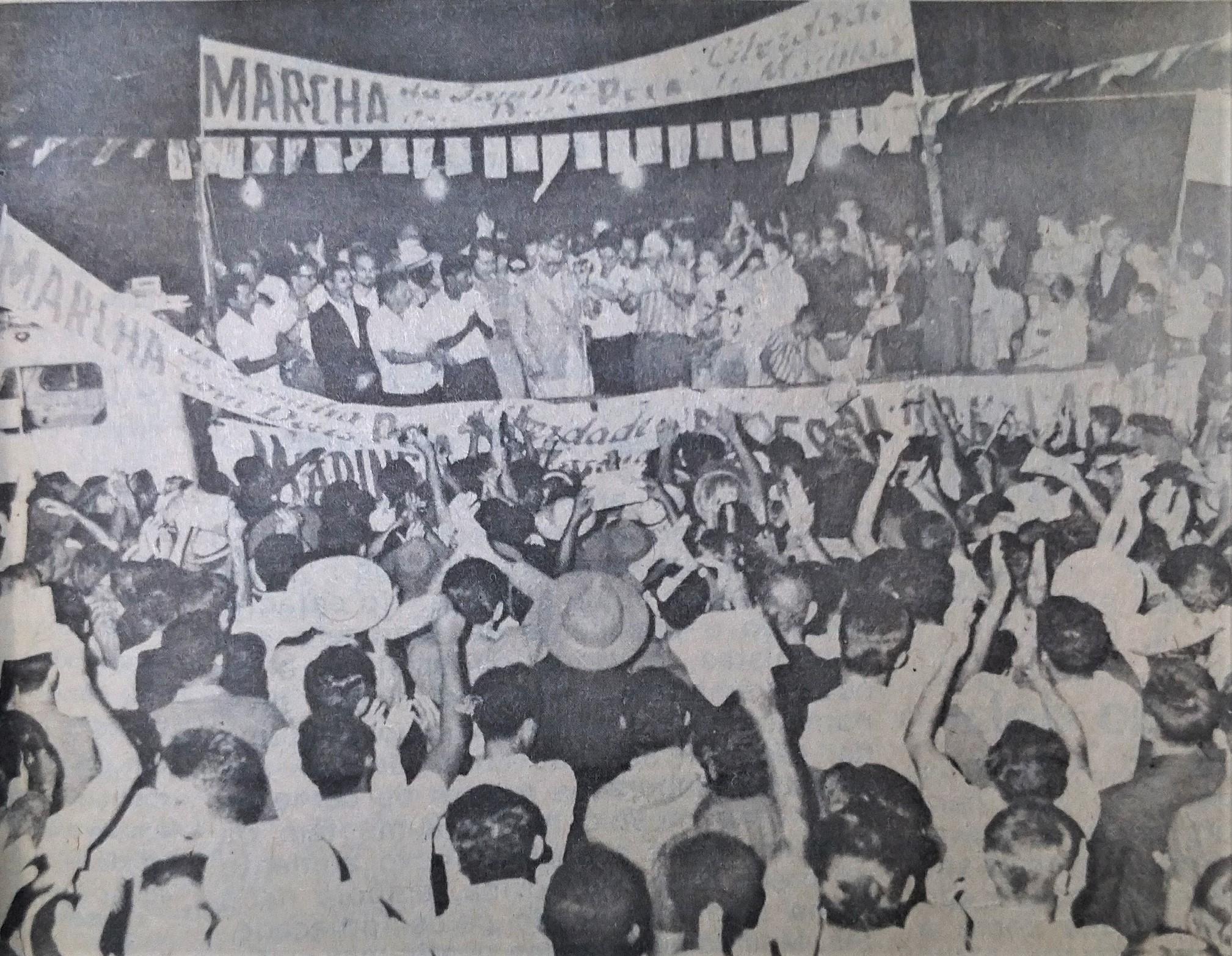 Marchas da Família com Deus pela Liberdade e as eleições de 1964