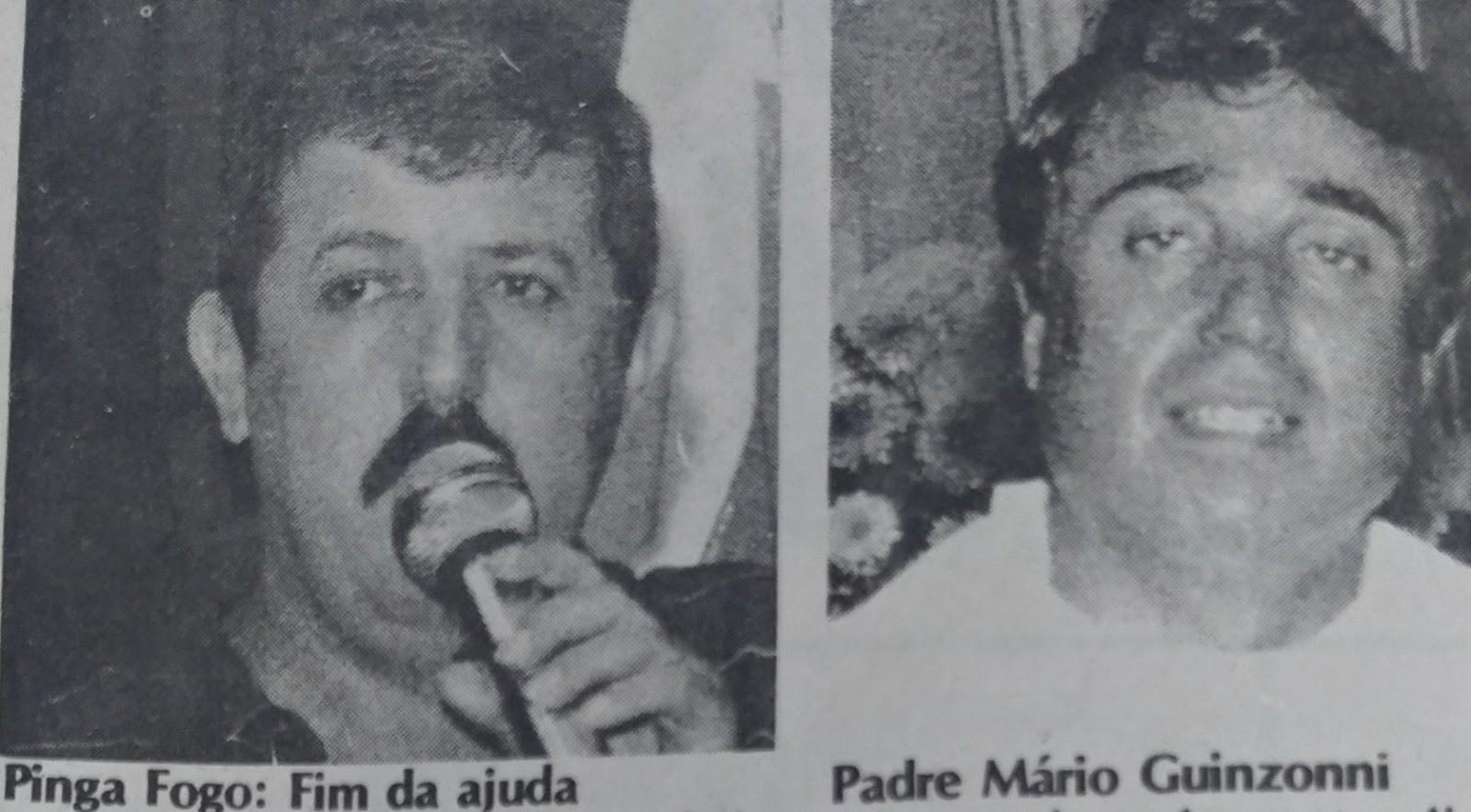 Pinga Fogo x padre Mário Guinzonni - 1988