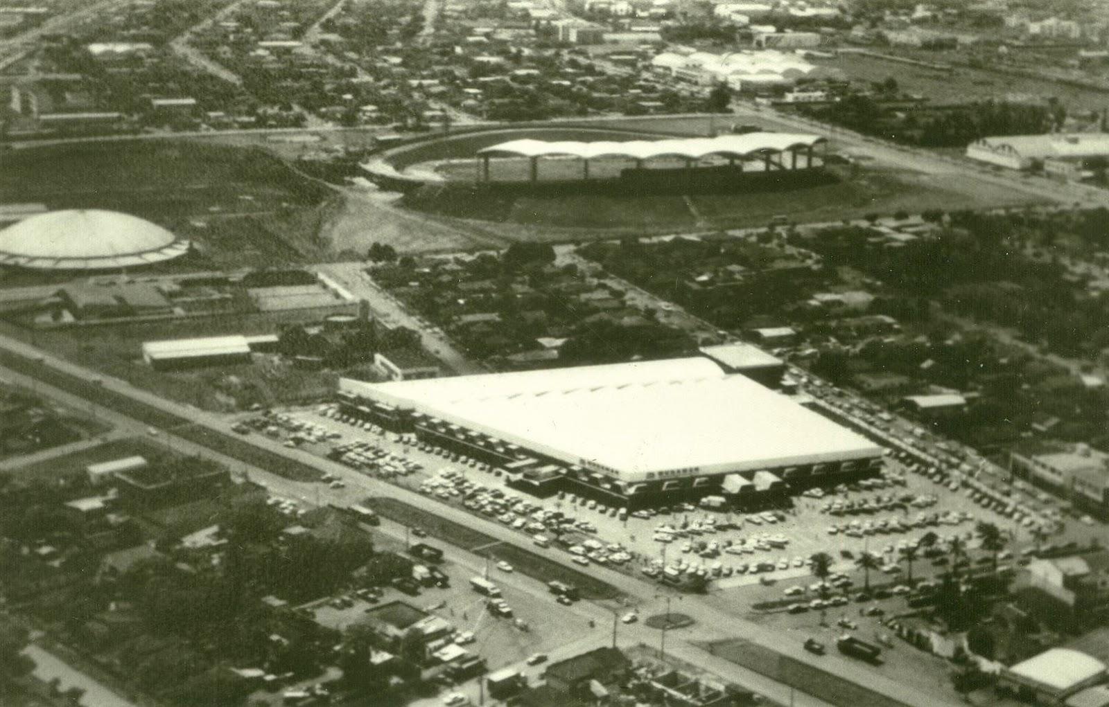 Avenida Colombo - Final dos anos 1970