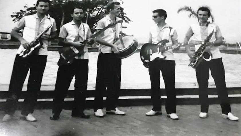 Britinho e Seus Cometas - 1965