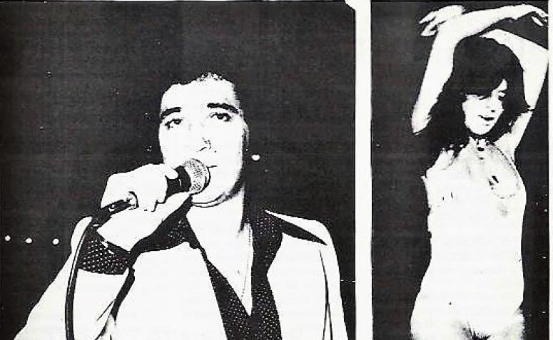 Shows da EXPOINGÁ em 1981