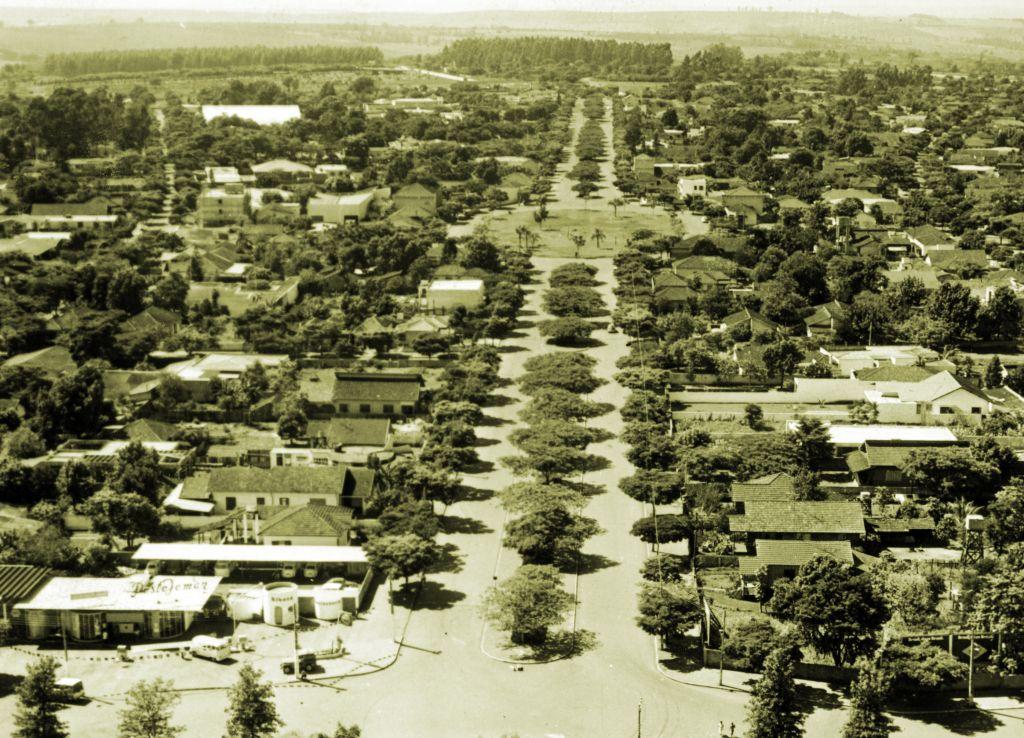 Avenida Cerro Azul