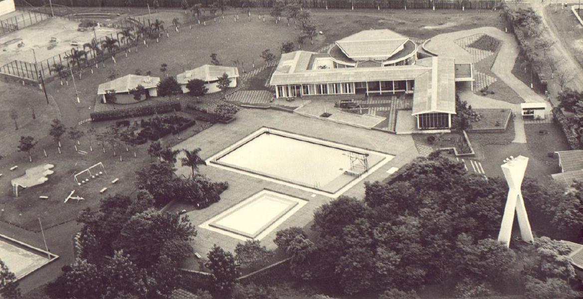 Maringá Clube - Década de 1950
