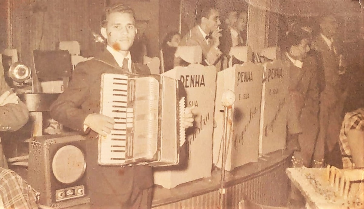 Penha e sua Orquestra - Década de 1950