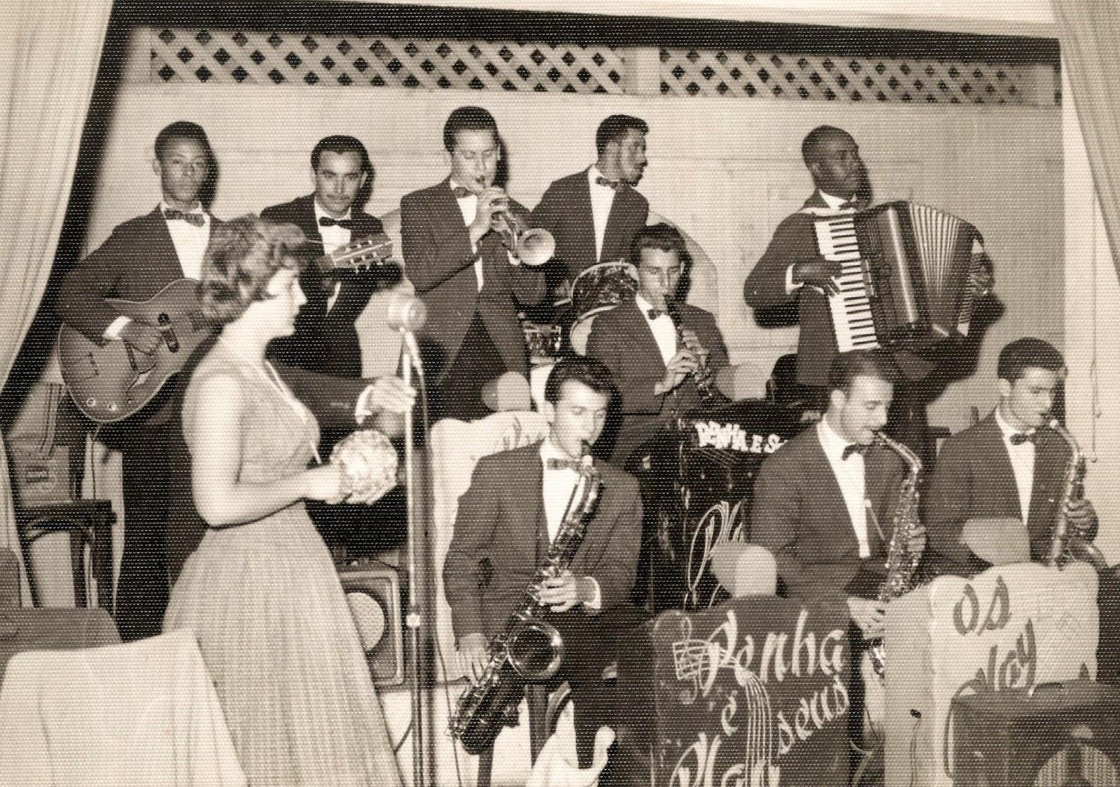 Penha e seus Play - 1960